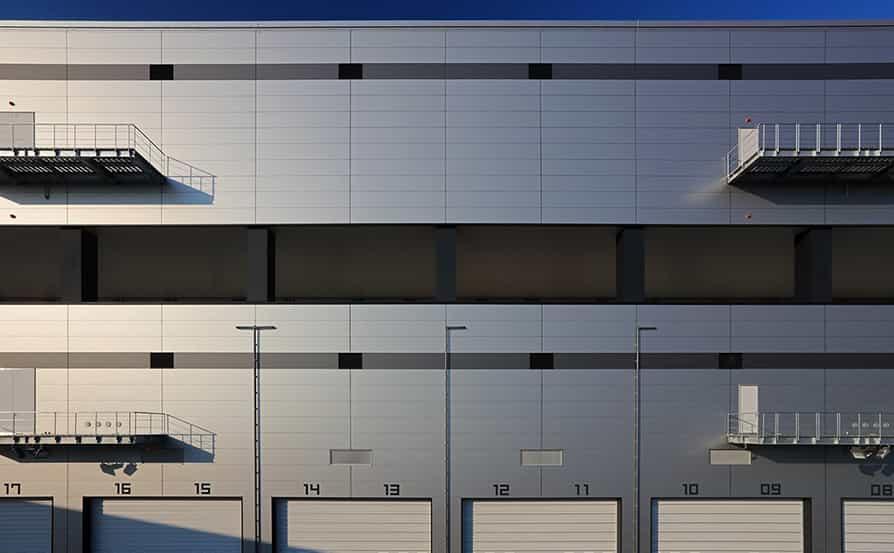 実用性の高い外壁材の採用