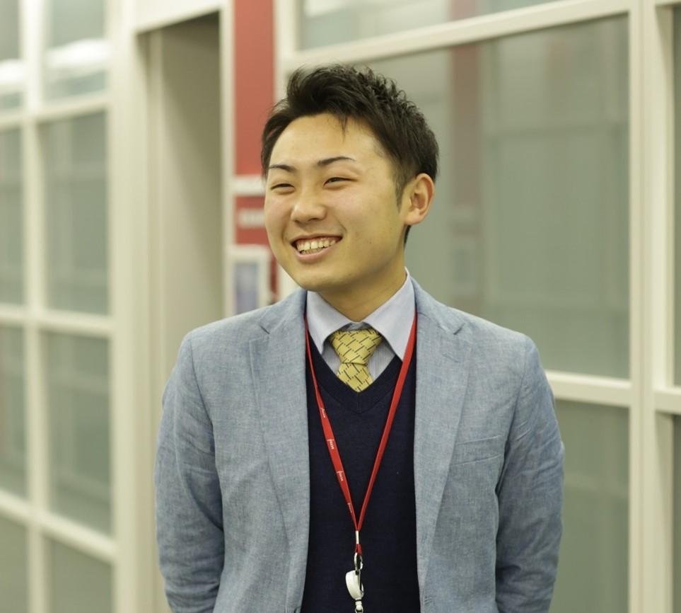 株式会社 スクロール360 営業部 飯山 堅 (いいやま けん) 氏
