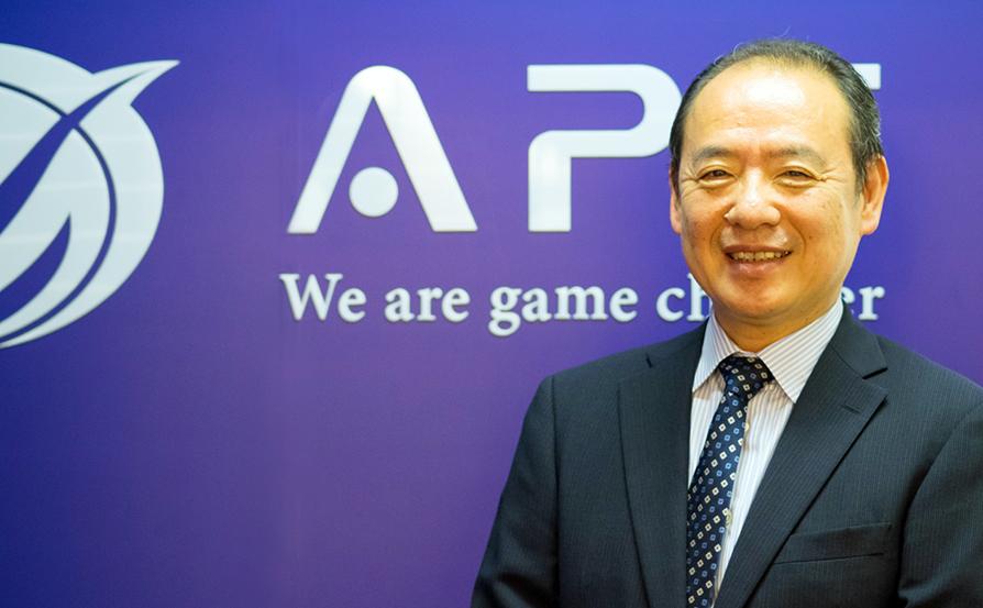 株式会社APT 取締役営業本部長 石川 良平(いしかわ りょうへい)氏