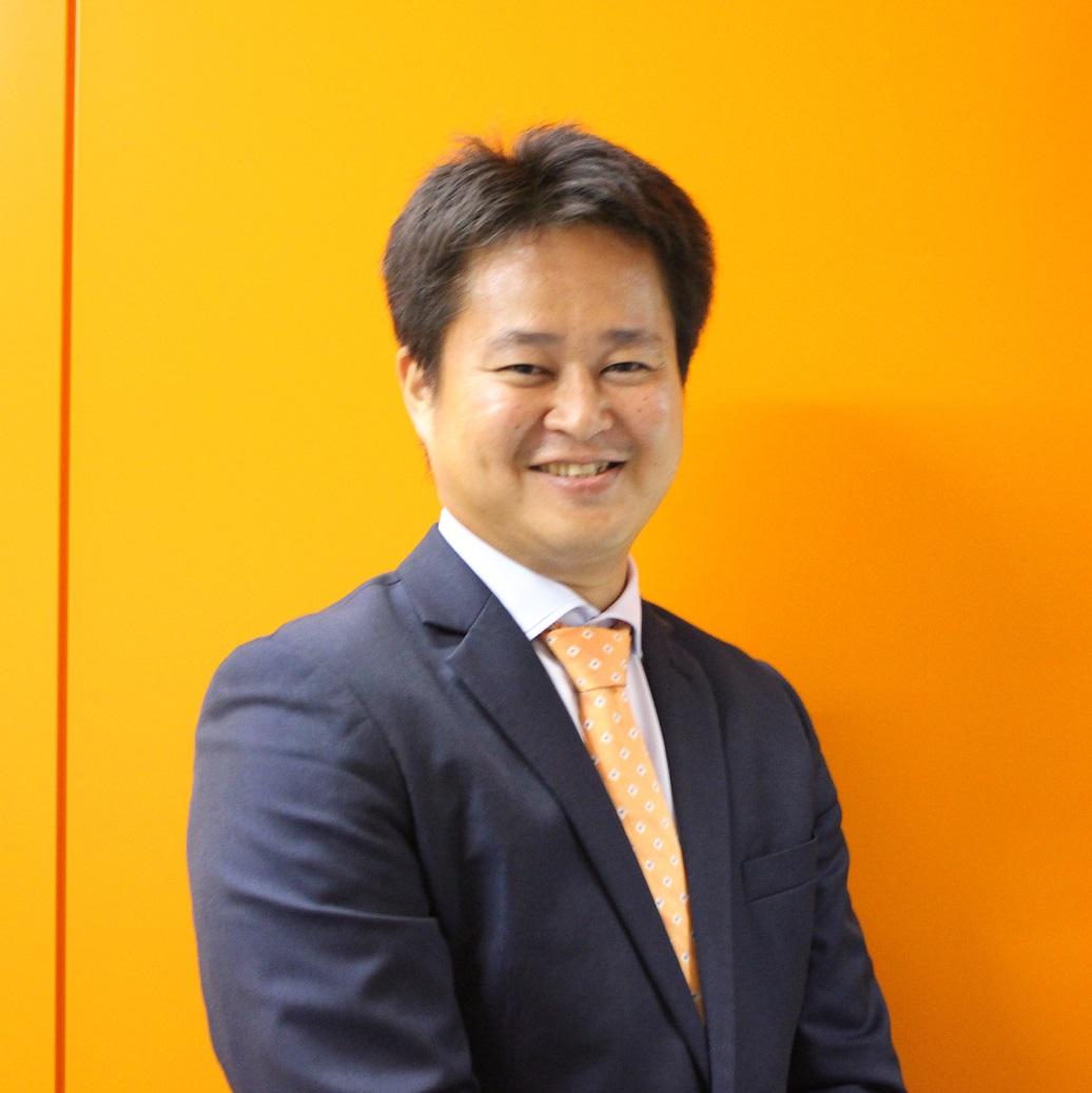 株式会社 MUJIN 営業本部長 海野 義郎(うみの よしお) 氏