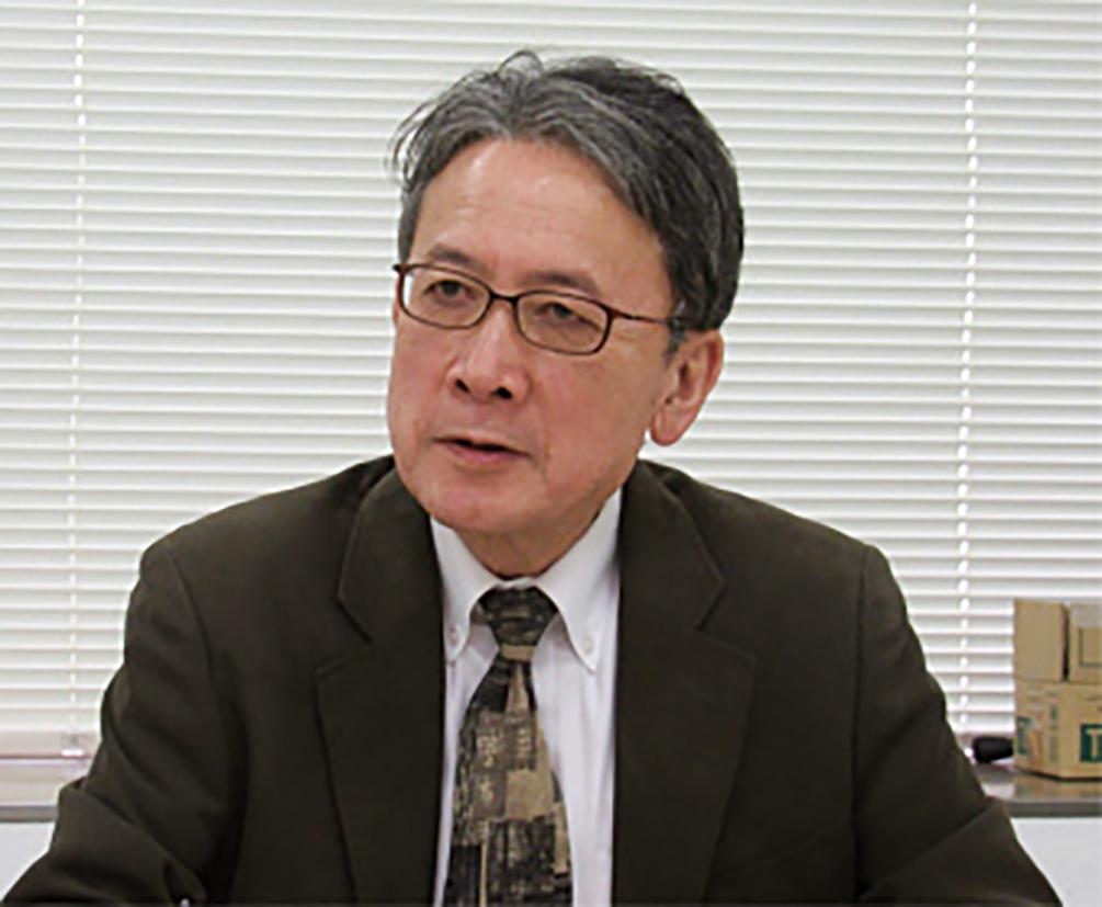執筆者 菊田 一郎 氏 ご紹介