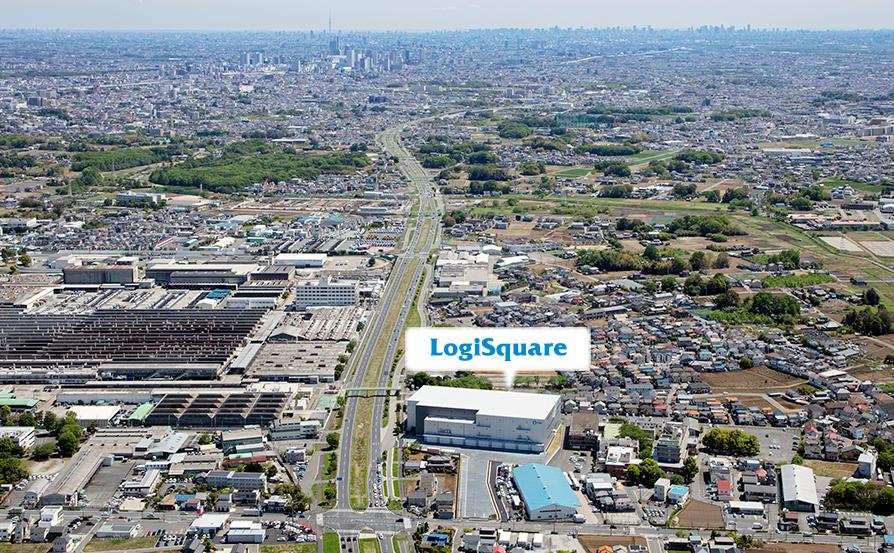 開発地:埼玉県上尾市