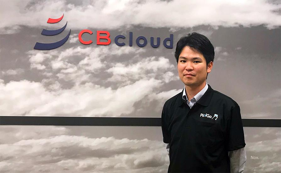 荷主企業と個人ドライバーのマッチングプラットフォーム「PickGo」を運営しているCBcloud株式会社