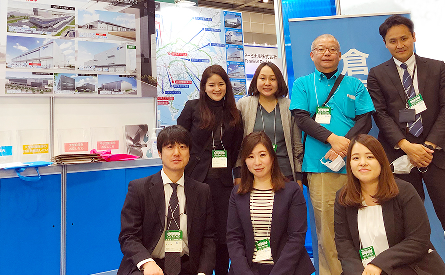 【ご来場ありがとうございました!】国際物流総合展INNOVATION EXPO