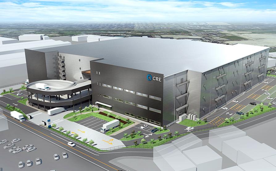 マルチテナント型物流施設「ロジスクエア大阪交野」の開発プロジェクト概要決定