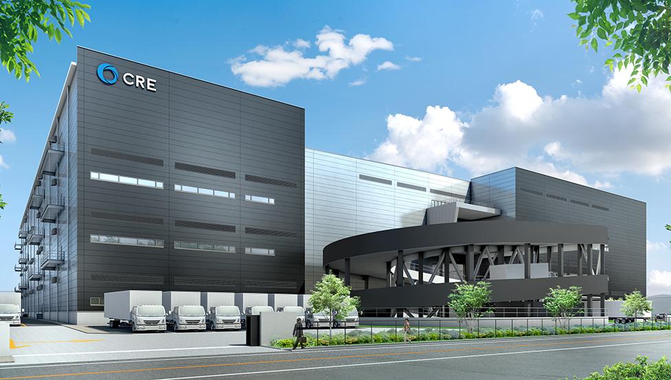 マルチテナント型物流施設「ロジスクエア大阪交野」を着工