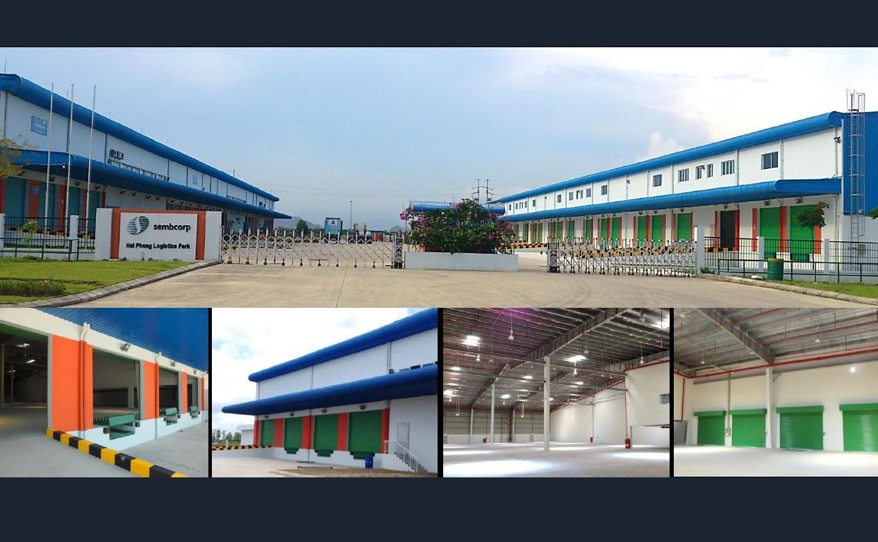 VSIP Hai Phong warehouse Park A Phase2