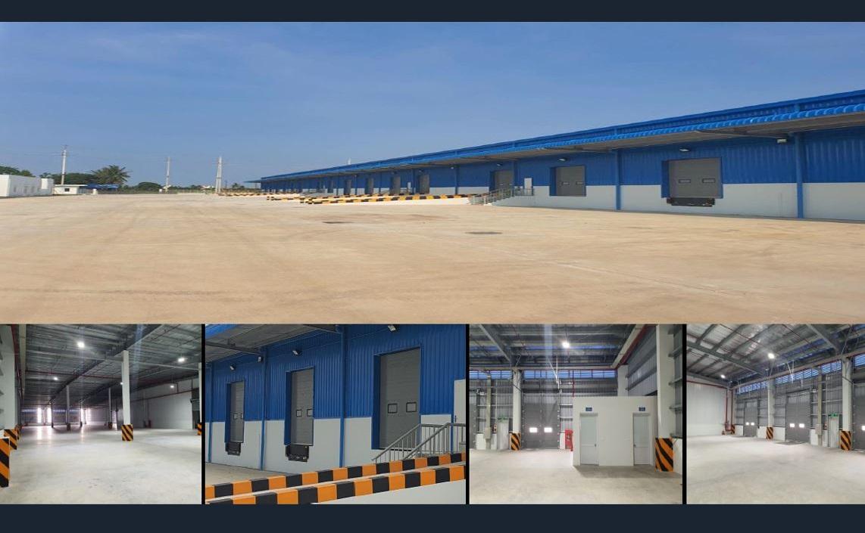 VSIP Hai Phong warehouse Park B